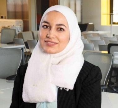 Arwa Ghalawan